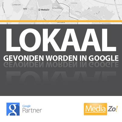 Lokaal gevonden worden in Google